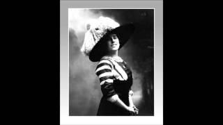 """Soprano LUCREZIA BORI - (L.Arditi) - """"Il bacio"""" (1927)"""