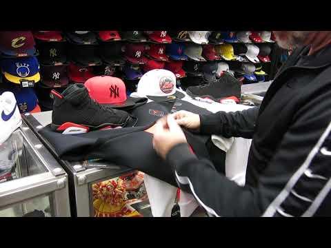 Nike Air Jordan Retro 6 - Infrared 6 - at Street Gear, Hempstead NY