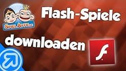 Browser-/FlashSpiele herunterladen [Tutorial] [Deutsch/German]
