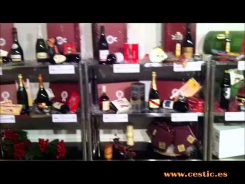 Empresa de Cestas de Navidad, Lotes de Navidad y Regalos Navideños Cestic.es Tienda online