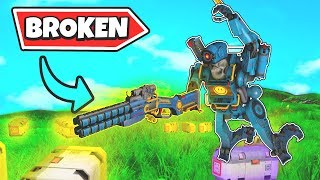 *NEW* PEACEKEEPER IS ACTUALLY BROKEN - NEW Apex Legends Funny & Epic Moments #159