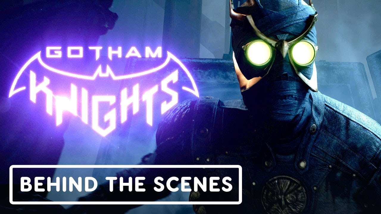Gotham Knights – Official Behind-the-Scenes Trailer |  DC FanDome 2021 – IGN