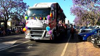 Jacaranda Float Procession Grafton 2018