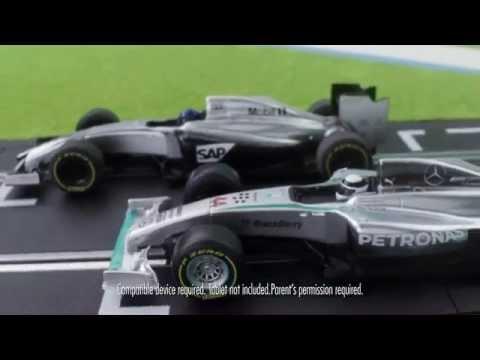 Scalextric: ARC Mercedes AMG Petronas F1 VS McLaren Mercedes