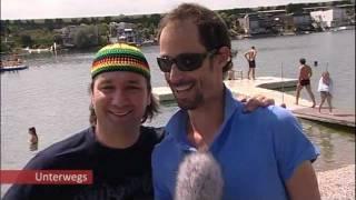 UNTERWEGS - Michael Weinmann an der Copacabana