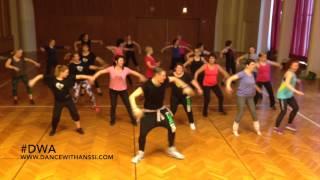 LatinMix class: Solo Salsa (Choreography by Anssi Heikkilä)