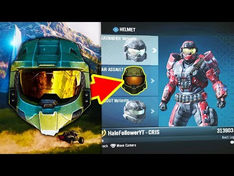 HALO INFINITE NEWS & LEAK - REACH CUSTOMIZATION, 4 Splitscreen, RPG gameplay, Etc.