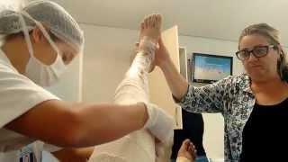A meias cirurgia usar devo noite compressão à de após