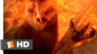Legend of the Guardians (2010) - Kludd's Betrayal Scene (9/10)   Movieclips