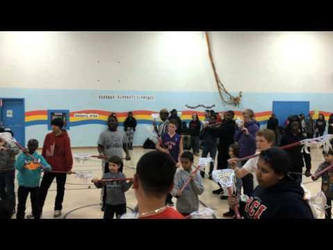 Toronto Rock 2014 - RBC After School Clinics