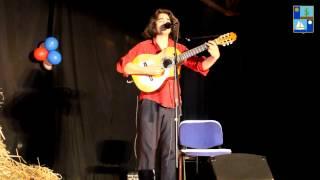 El Bohemio - Demian Rodriguez, Peña Cultural Camilo Mori, El Quisco 14/09/2013