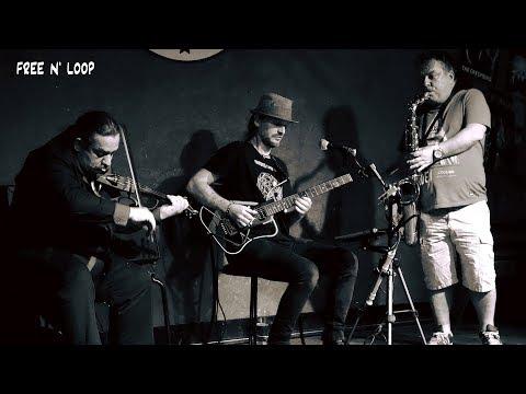 COCAINE - loop cover by Free N' Loop  (JJ Cale / Eric Clapton)