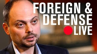 Putin's Russia –A discussion with Dr. Leon Aron and Vladimir Kara-Murza | LIVE EVENT