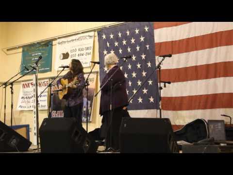 Tina Herbert & Cathrine - 'He Goes To Church'