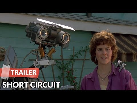 Short Circuit 1986 Trailer | Ally Sheedy