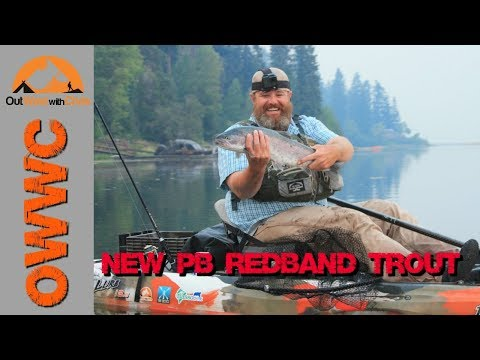 Fishing For Trophy Redband Trout