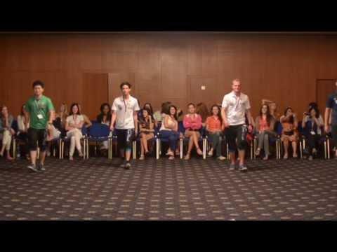 Miss & Mister Deaf World in Prag - Atelier 77 - Day 2