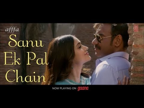 Sanu Ek Pal Chain Na Aave [ Full Video...