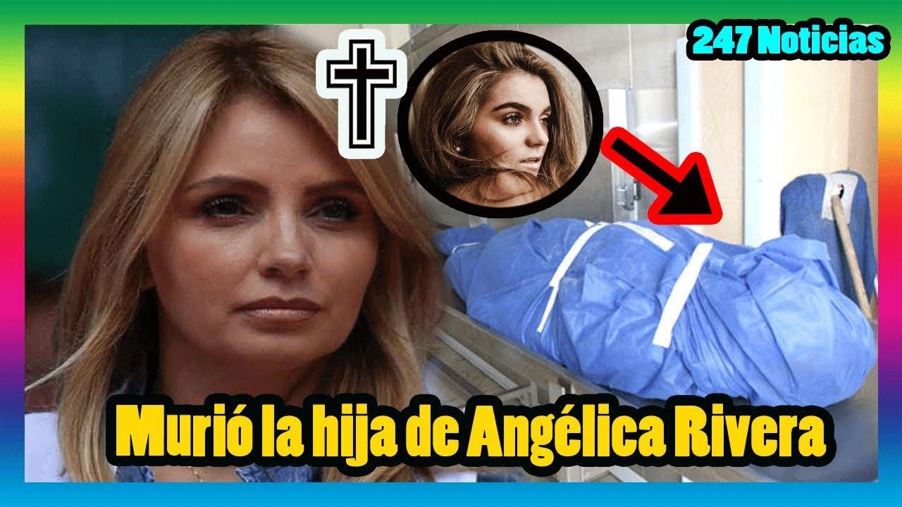 Angelica Rivera Desnuda angélica rivera se desmayó cuando recibió el cadáver de su hija en el  hospital.