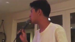【カラオケ】Takaが名曲 糸 をカバー!!【ONE OK ROCK】Taka sings the famous song in Japan thumbnail