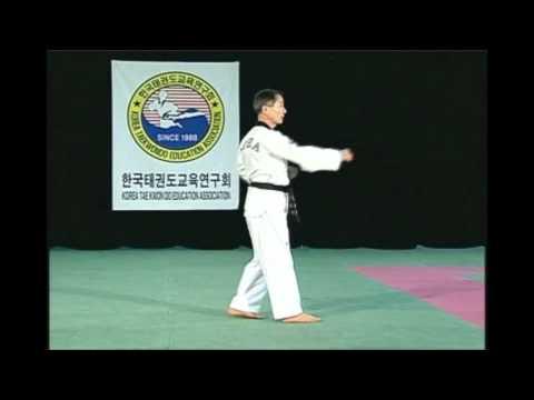 Quyền Taekwondo bài số 1 hệ WTF