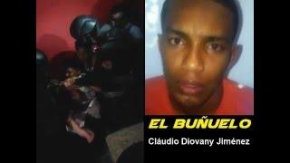 TENSIÓN EN CARACAS Momento exacto en que atrapan Al Buñuelo