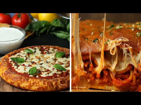 How To Combine Pizza And Pasta: 2 Delicious Recipes