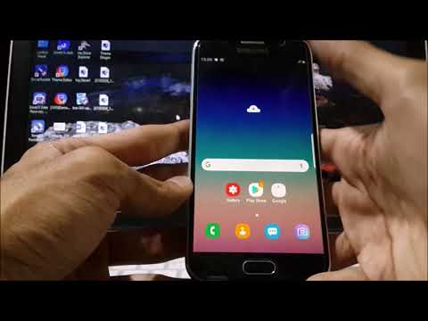 One Ui Rom For S6 And N5 9.0 (Installation)