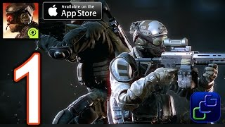 Afterpulse iOS Walkthrough - Gameplay Part 1 - Training