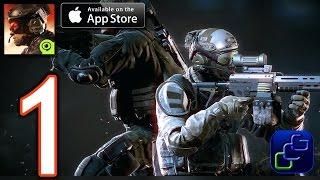 Afterpulse iOS Walkthrough - Gameplay Part 1 - Training
