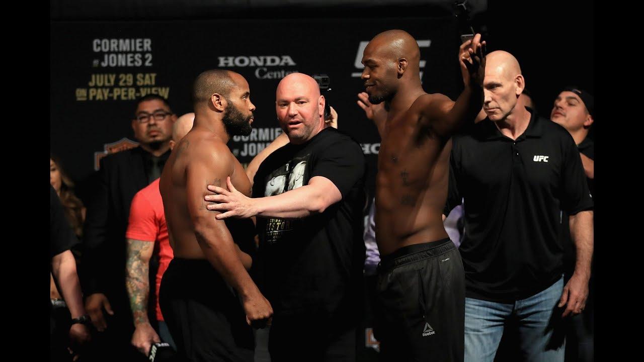UFC 214 results from last night_ Jon Jones vs Daniel Cormier 2 fight recap