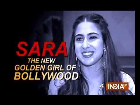 Sara Ali Khan: The new golden girl of bollywood