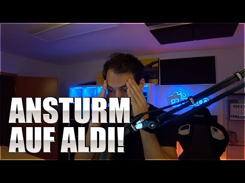 Aldi Desinfektionsspray direkt ausverkauft | Lidl Reis Rückruf | ADAC News
