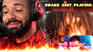 "Drake""Fire In The Booth""REACTION"