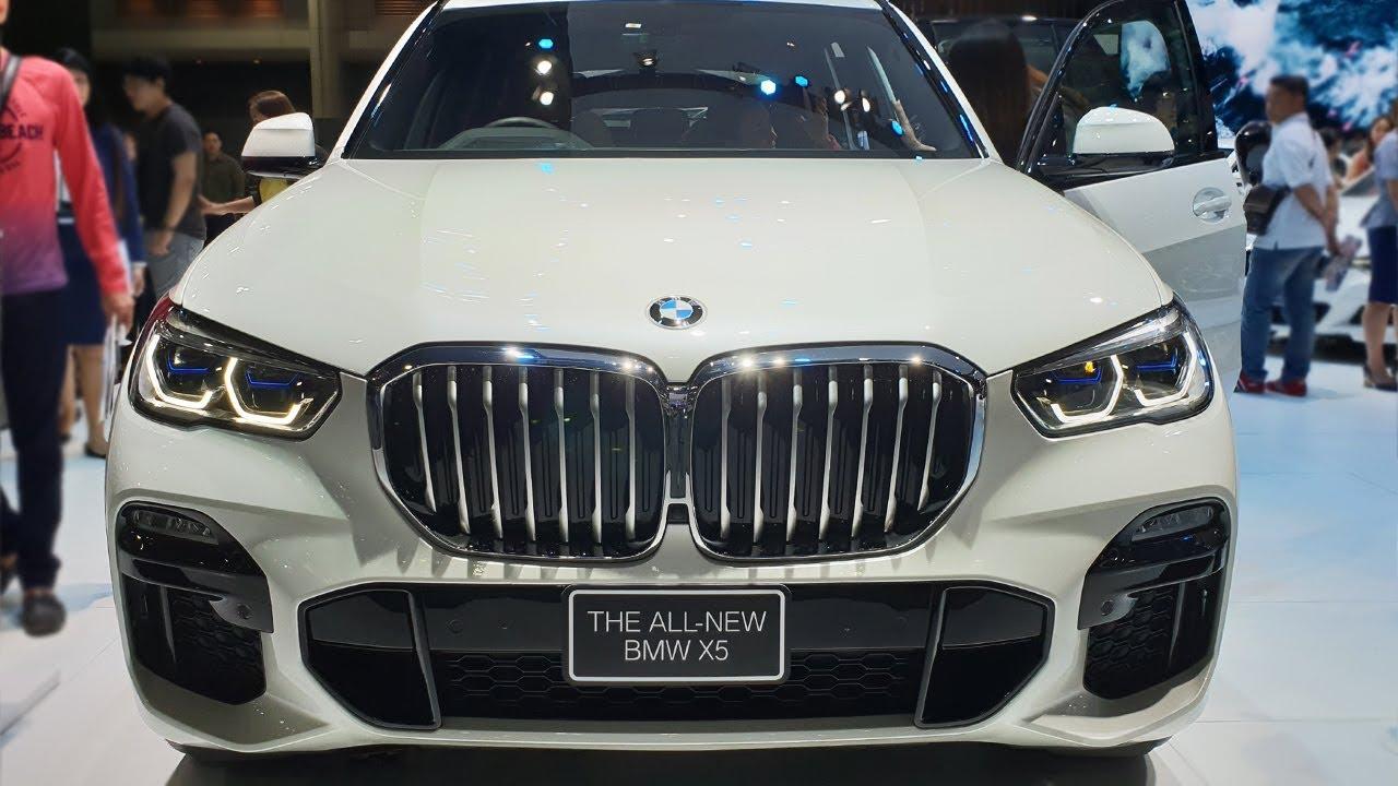 The All New BMW X5 xDrive30d M Sport