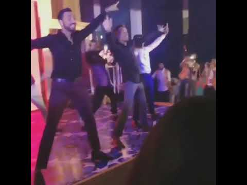 Hardik Pandya And Krunal Pandya's Dance