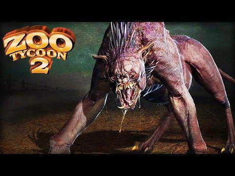 EL CHUPACABRA | Zoo Tycoon 2