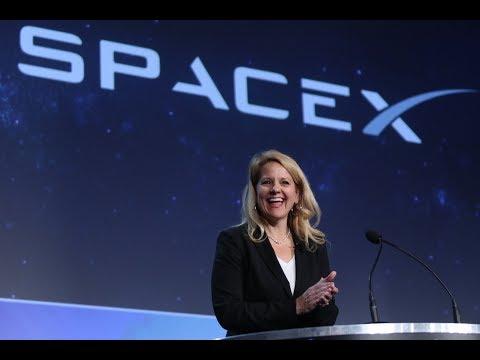 33rd Space Symposium Featured Speaker Presentation: Gwynne Shotwell