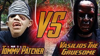 Tommy Patcher Vs Vasilios The Gruesome