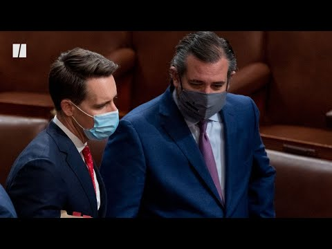 "Texas Democrats demand Ted Cruz's expulsion from Senate: ""His ..."