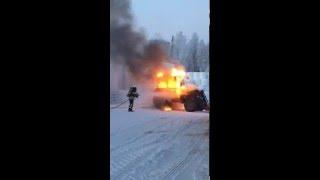 Belarus 920 ! ON FIRE !