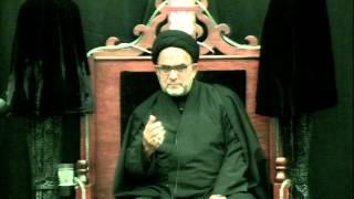 7. Muharram 1437 - Urdu - Maulana Syed Ahmed Ali Abidi