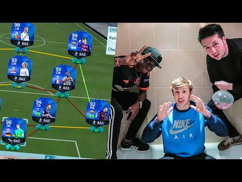 TOTY DISCARD CHALLENGES!! - FIFA 16