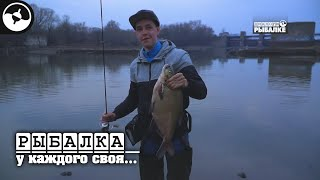 Трофейные рыбы в черте города | Рыбалка у каждого своя