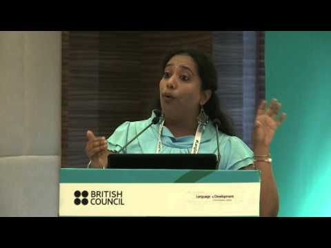 LangDev2015: Tejshree Auckle | The Inclusion of Vernacular Languages