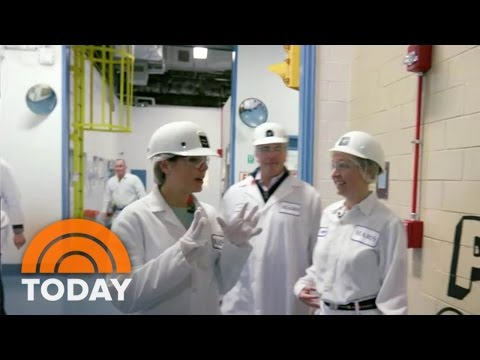 M&M's Celebrates 75th Anniversary: TODAY Goes Inside The Candy Factory | TODAY