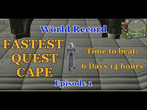 Osrs World Record Fastest Quest Cape Ep1 Youtube 1.quest cape main (dher) cb 105.2 2.rs3 accounts recently updated more accounts. osrs world record fastest quest cape ep1