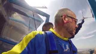 I jumped off the Stratosphere Tower in Vegas...