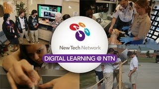Digital Learning @ New Tech Network:  A Glimpse into a Project