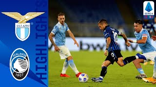 Lazio 1-4 Atalanta | Papu Gomez Double Helps Atalanta Win 4-1 at Stadio Olimpico | Serie A TIM